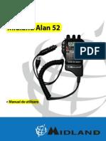 Manual Romana Alan 52