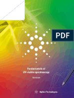 Fundamentos de Espectroscopia de UV