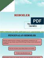 Reboiler