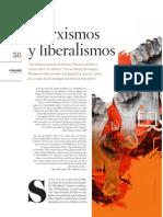 Sobre Marx, Domínguez Michael