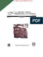 La Pintura Mural Prehispanica en México - B15