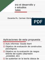 Normas Para El Desarrollo y Revision de Estudios