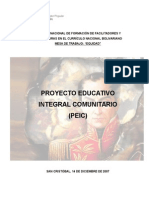 PrPROYECTO EDUCATIVO INTEGRAL COMUNITARIO.docoyecto Educativo Integral Comunitario