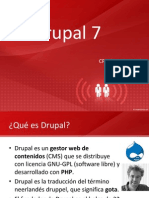 Introduccion a Drupal