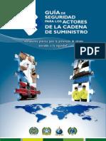 Guía de Seguridad Para los Actores de la Cadena de Suministro - Dijin 2013