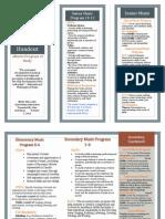 curriculum summary