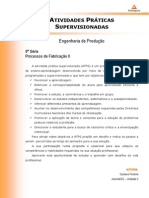 2014 2 Eng Producao 9 Processos de Fabricacao II
