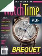 WatchTime Magazine - April 2014