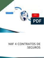 Niif 4 Contratos de Seguros