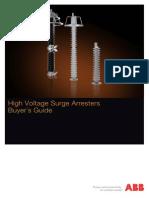 ABB - High Voltage Surge Arresters
