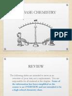 acid base chemistry