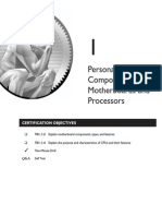 Personal Computer Component Motherboards and Processors