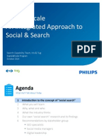 Social Search Report