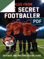 Tales From the Secret Footballer