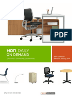 HON Daily On Demand 2014 Catalog