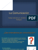La Comunicación RET