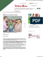 06-11-14 Manuel Velasco Entregó Títulos de Propiedad