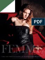 Femme Fatale - Fine Art Photography by Nenad Karadjinovic