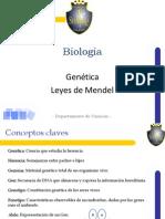 Clase 1 Leyes de Mendel