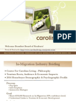 Center for Carolina Living In-Migration