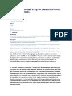 Centro Internacional de Arreglo de Diferencias Relativas a Inversiones (CIADI)