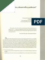 Corredor Martínez, Consuelo (1998). Ética, Desarrollo y Pobreza