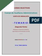 Muestra Temario2 Aux Admtvos AndaluJAJAcia