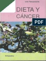 Udo Renzenbrink - Dieta y Cancer