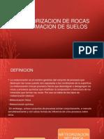 Clase v Expo II Meteorizacion de Rocas y Formacion de Suelos