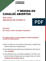 07. Control y Medida en Canales Abiertos