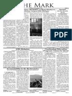 The Mark - November 2014 Issue