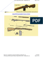 m14 Disassembly