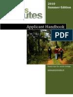 Grass Routes 2010 Handbook
