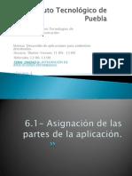 Unidad 6 Integración de las aplicaciones distribuidas