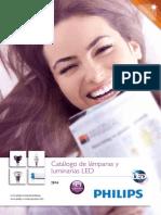 Folleto LED 2014 Philips