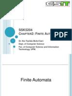 Automata - chap2+finiteautomata
