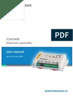 Ethernet Controller TCW240B R2.0