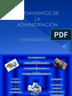 Presentación Administración