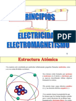 Principios Electricidad y Electromagnetismo