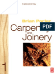 Carpentry and Jointnery