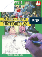 Ariel Olivetti - Iniciación Al Dibujo de Historietas
