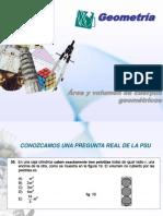 Clase 18 Área y volumen de cuerpos geométricos Anual 2011 OK.ppt