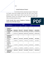 Tugas PI (Analisis Pendapatan Nasional)