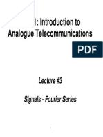 TE311 Lecture03 Fourier Series