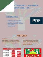 Kola Real y Coca Cola