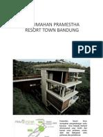 Perumahan Pramestha Resort Town Bandung