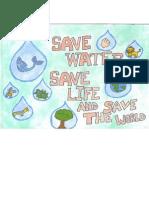 Lengua proyecto-Imforme sobre agua
