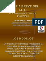 Marcelo Cebeiro terapia Breve Del Mri