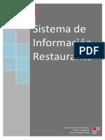 Proyecto Sistema Restaurante