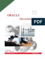 Oracle IRecruitment Setup v 1.1